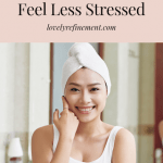how to let go and feel less stressed