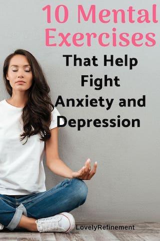 Mental Exercises Reduce Stress