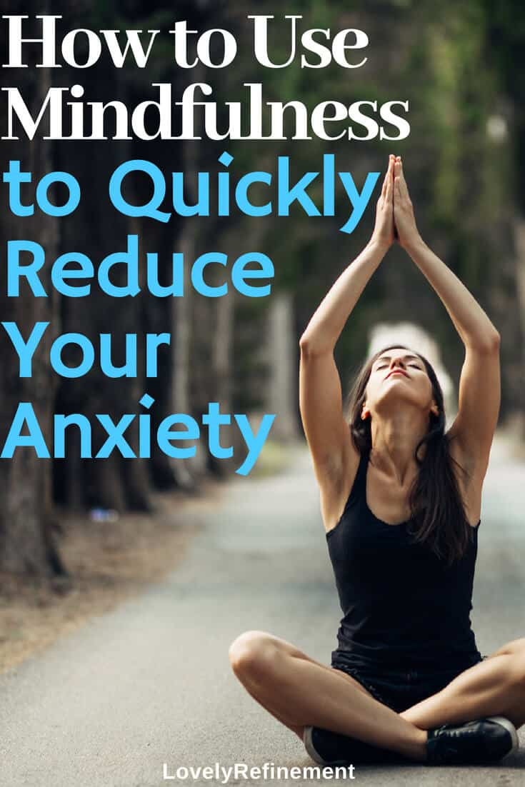 Mindfulness exercises for anxiety - helpful tool to reduce anxiety. Here are 6 great exercises you can try anytime you're feeling anxious.