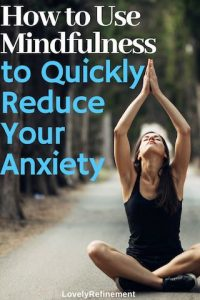 mindfulness activities to reduce stress