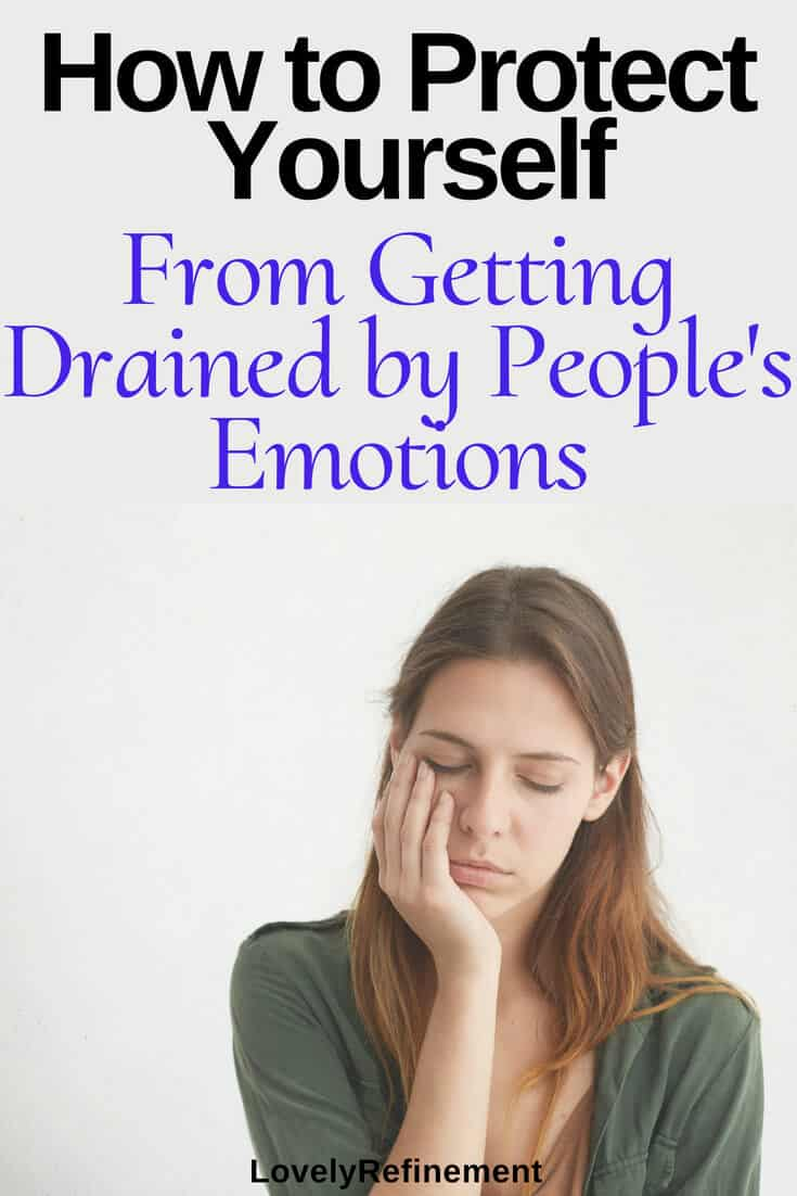 If you're a highly sensitive person, or an empath you know what it's like to take on the emotions of people around you. This can be draining and leave you feeling anxious at times. Learn how to set healthy boundaries and stop taking on every emotion personally.