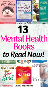 13 Best Books About Mental Health