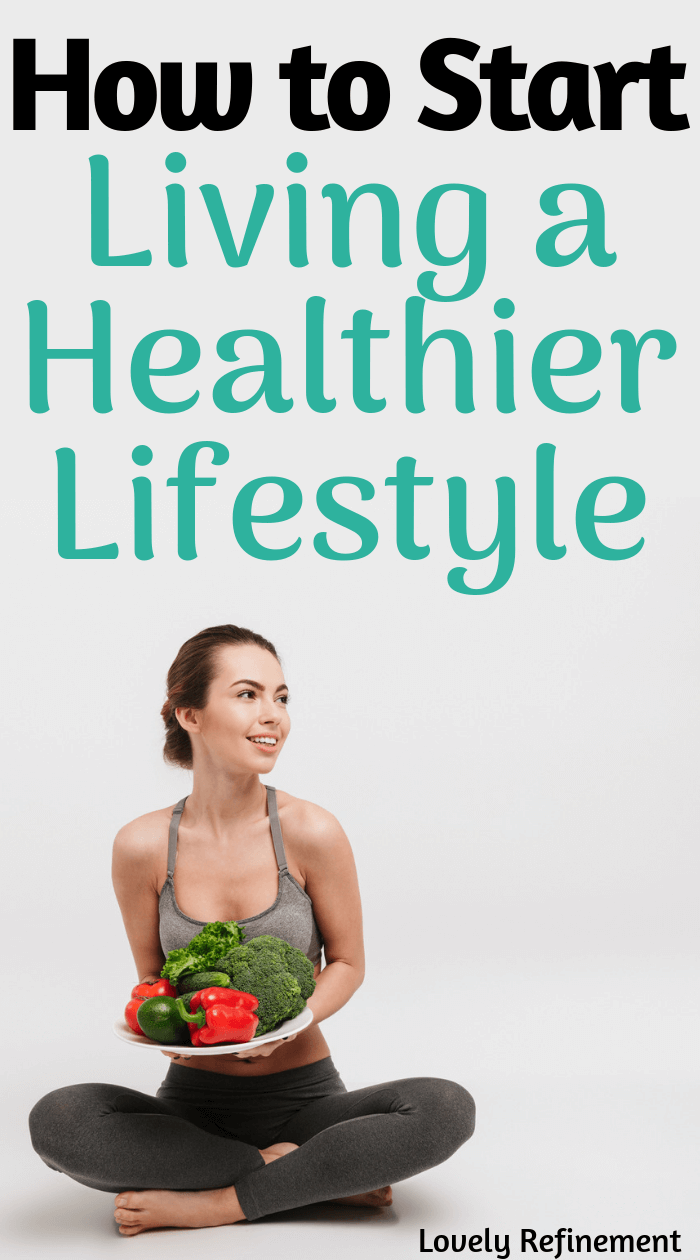 Learn the best ways to begin living a healthier lifestyle and improve your overall happiness!