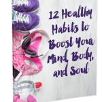 12 healthy habits book
