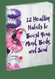 12 healthy habits book