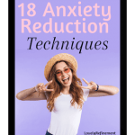 18 Anxiety reduction techniques
