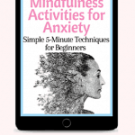 Free mindfulness activities for anxiety