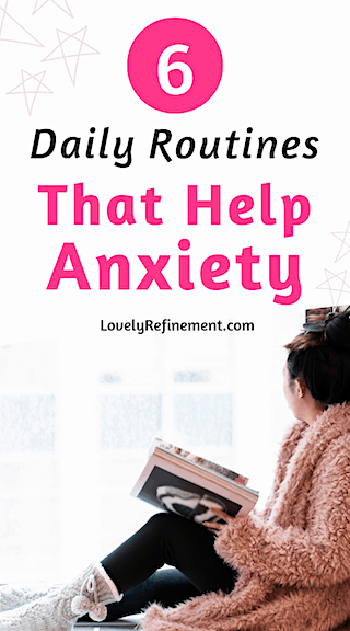 Structure your days to overcome anxiety daily routine mindfulness