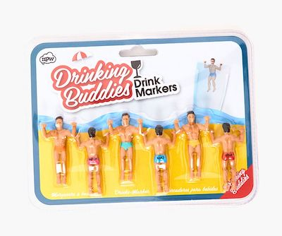drinking buddies hunk gifts for single women