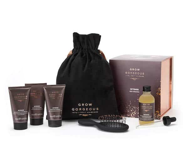 gifts for best friends grow gorgeous hair set